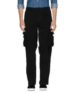 Повседневные брюки POLO JEANS COMPANY. Цвет: стальной серый