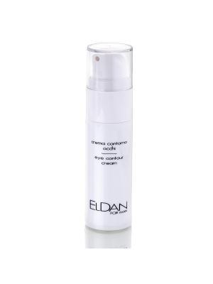 Крем для глазного контура FOR MAN ELDAN cosmetics. Цвет: белый