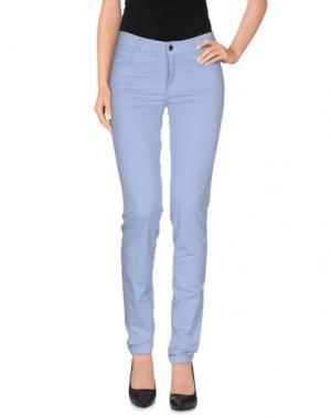 Повседневные брюки ROSSOPURO. Цвет: сиреневый