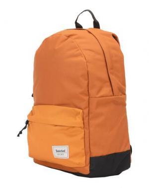 Рюкзаки и сумки на пояс TIMBERLAND. Цвет: коричневый