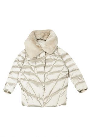 Пальто Arctic Goose. Цвет: pearl
