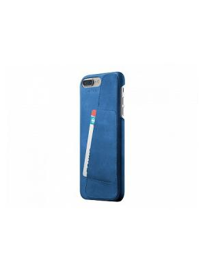 Чехол-бампер для iPhone 7 PLUS ZAVTRA. Цвет: голубой