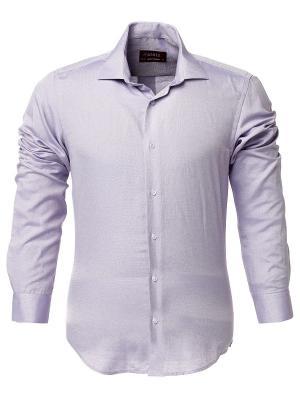 Рубашка BIRIZ. Цвет: сиреневый