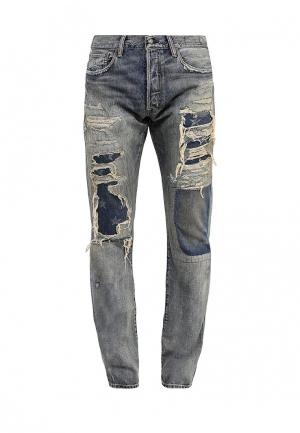 Джинсы Denim & Supply Ralph Lauren. Цвет: синий