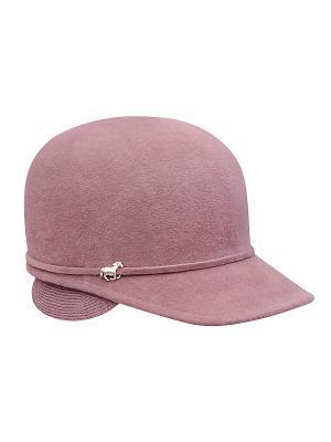 Шляпа Cardinal&Margo. Цвет: сиреневый, светло-коралловый