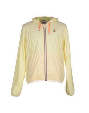 Куртка POC PEOPLE OF CANADA. Цвет: светло-желтый