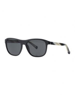 Солнечные очки ETNIA BARCELONA. Цвет: стальной серый