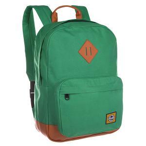 Рюкзак городской  First Edition Light Green/Ginger Brown Today. Цвет: зеленый,коричневый