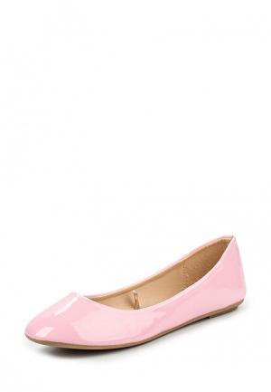 Балетки Topway. Цвет: розовый