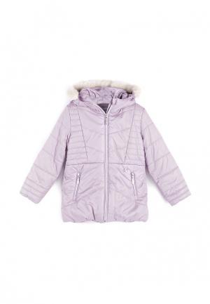 Куртка утепленная Coccodrillo. Цвет: розовый