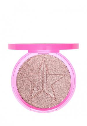 Хайлайтер Jeffree Star Cosmetics. Цвет: коричневый