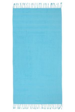 Beach towel, 80x160 см Marie claire. Цвет: turquoise
