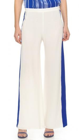 Широкие брюки Alcyone ZEUS+DIONE. Цвет: золотой