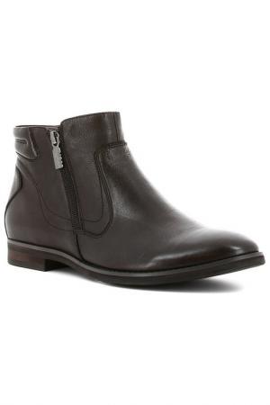Ботинки Paolo Conte. Цвет: коричневый