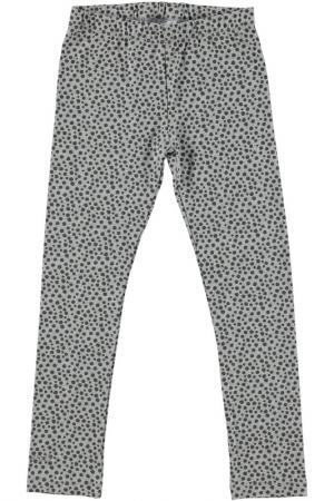 Леггинсы IDO. Цвет: серый