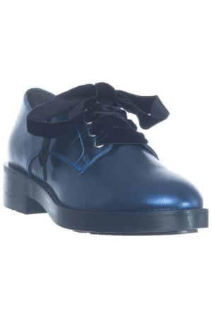 Low shoes FORMENTINI. Цвет: blue