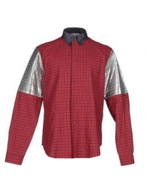 Pубашка LEITMOTIV. Цвет: красный