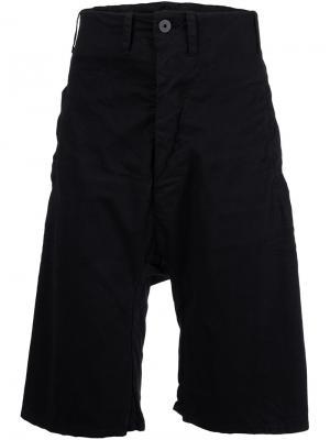 Classic bermuda shorts 11 By Boris Bidjan Saberi. Цвет: чёрный