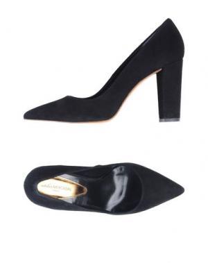 Туфли ATELIER MERCADAL. Цвет: черный