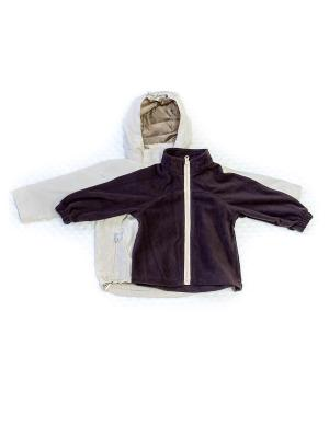 Куртка 3в1 Морошка. Цвет: бежевый