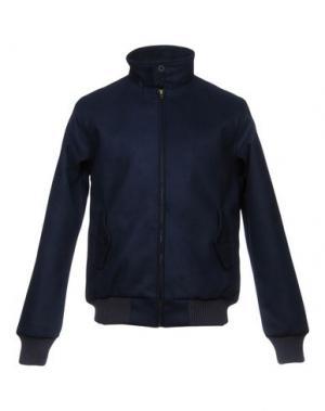 Куртка MISERICORDIA. Цвет: темно-синий