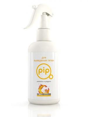 Экологичное средство PiP для выведения пятен, 250 мл. Цвет: белый