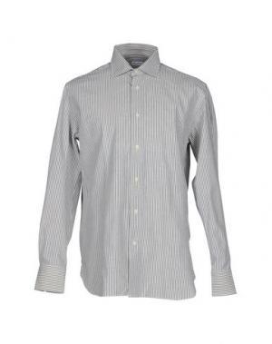 Pубашка ALAIN FRACASSÍ. Цвет: синий