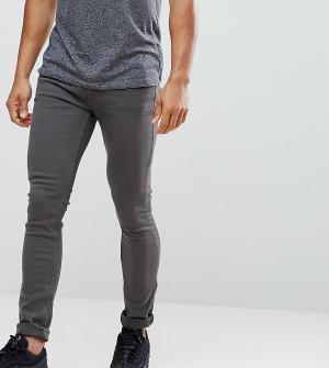 Brooklyn Supply Co. Облегающие джинсы цвета хаки Co. Цвет: зеленый