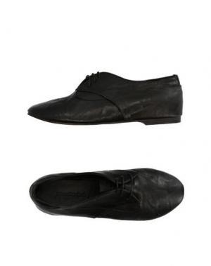 Обувь на шнурках KUDETÀ. Цвет: черный