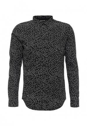 Рубашка Anerkjendt. Цвет: черный