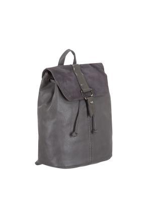 Рюкзак Sofiya. Цвет: серый