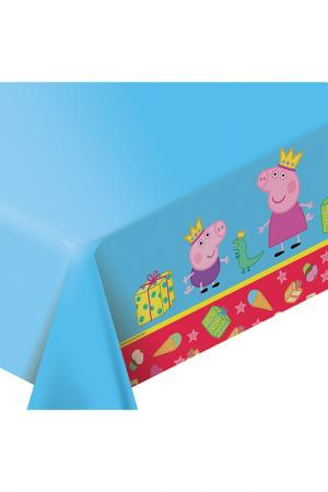 Скатерть Пеппа-принцесса Peppa Pig. Цвет: none