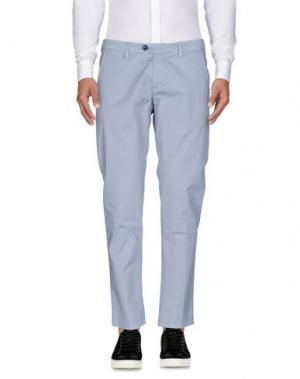 Повседневные брюки DW⁵. Цвет: небесно-голубой