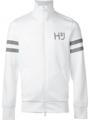 Куртка на молнии Hydrogen. Цвет: белый