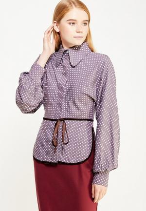 Блуза Love & Light. Цвет: серый