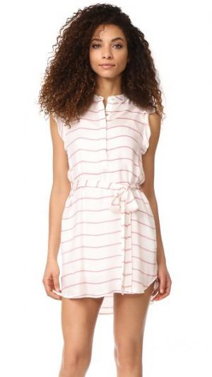 Платье Olivie dRA. Цвет: полоски