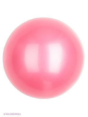 Мяч для художественной гимнастики AB2803 Larsen. Цвет: розовый