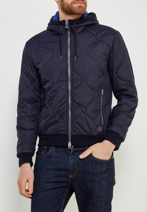 Куртка утепленная Marc OPolo O'Polo. Цвет: синий