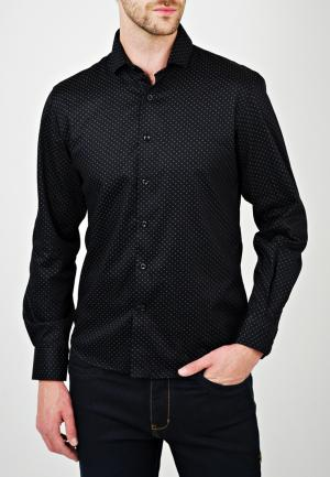 Рубашка MAVANGO. Цвет: черный
