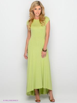 Платье Allezye. Цвет: салатовый