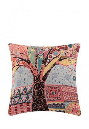 Подушка декоративная El Casa. Цвет: разноцветный