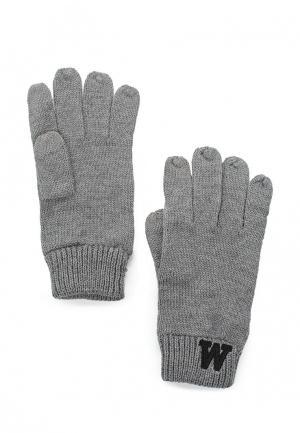 Перчатки Springfield. Цвет: серый