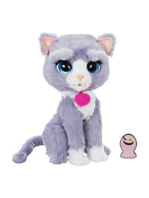 Мягкая игрушка Hasbro. Цвет: темно-серый