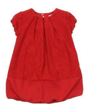 Платье SPECIAL DAY. Цвет: красный
