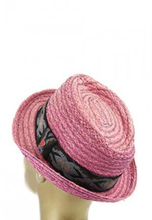 Шляпа STRELLSON. Цвет: фиолетовый