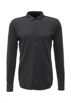 Рубашка Greg. Цвет: черный