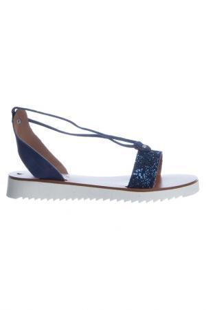 Sandals NILA. Цвет: navy
