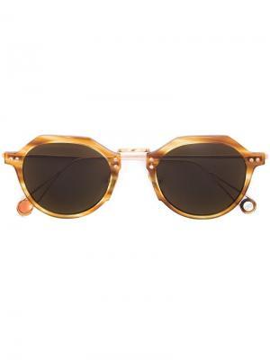 Солнцезащитные очки Garest Lazare Ahlem. Цвет: жёлтый и оранжевый