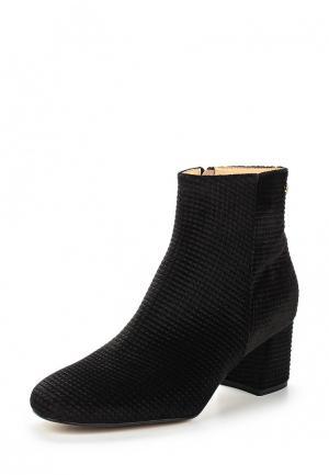 Ботильоны Trussardi Jeans. Цвет: черный