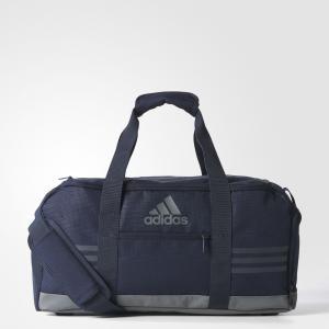 Спортивная сумка 3-Stripes  Performance adidas. Цвет: серый